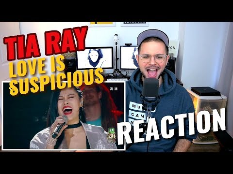 Tia Ray - Love Is Suspicious | Ep 12 | The Singer | REACTION