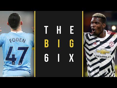 THE BIG 6IX ⚽️ | MAN UTD TOP OF THE LEAGUE 🔝 | TOTTENHAM & ARSENAL DROP MORE POINTS❗️