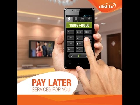Dish TV SMS Services