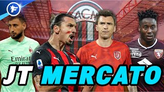 L'AC Milan prêt à tout pour revenir au sommet | Journal du Mercato