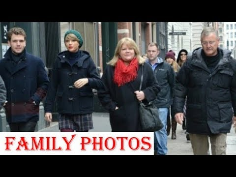 Taylor Swift Family Photos || Parents, Father, Mother, Brother!!!