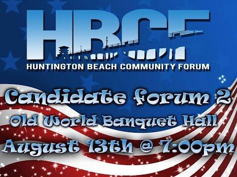 HBCF-City Attorney Debate
