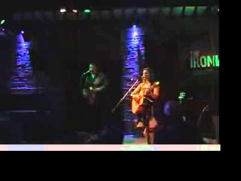Jerusalem - Cara Luft with Scott Poley Live at The...