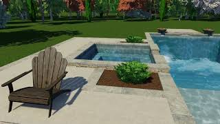Total Pool + Patio, LLC - Video Rendering