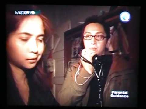 Misteryo off tv, Nov. 21, 2010 Part 1