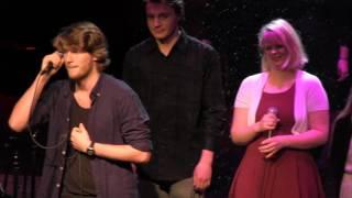 Juleshow   17-12-2016 - Lille store verden - Sebastian, Marie & Michael - m. slutning
