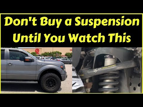 Leveling Kit vs. Suspension Lift | Which is Best?