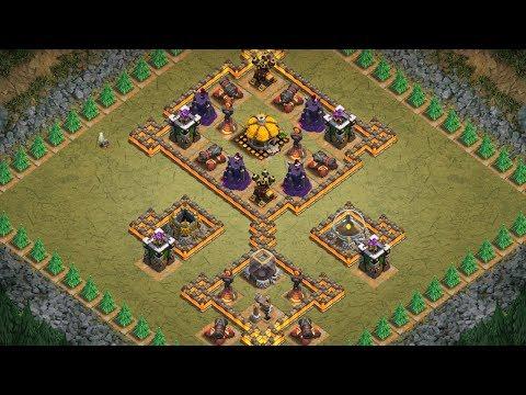 MIDNIGHT OIL ☆ Clash of Clans ☆ Single Player ☆ Goblin Maps 3 Star Walkthrough