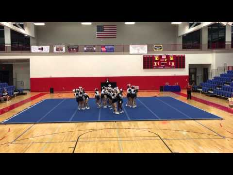 Riverwatch Middle School Competition Cheer - State Championship 11/7/15
