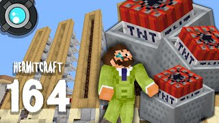 HermitCraft 6: 164 | They TRAPPED ME!