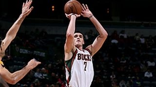 NBA: Ersan Ilyasova Has Career Night Scoring 34-points
