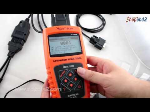 Autel Maxiservice Vag505 Scan Tool Doovi