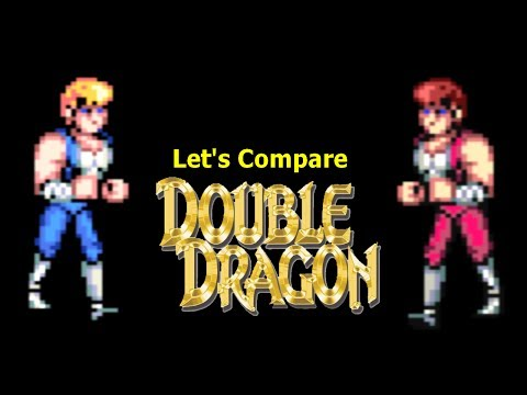 Let's Compare ( Double Dragon ) (  Remade video )