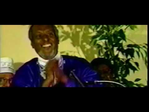Kwame Ture - Using Your Consciousness To Free The People