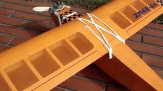 60's Japanese Old Model Plane  SKYBEAM  09