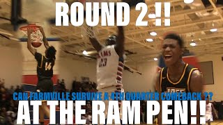 Farmville Central vs Greene Central round 2!!! At The Ram Pen!! Full Game Highlights!!