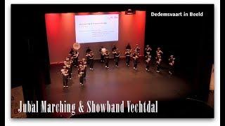Hardenberg: Uniek optreden Jubal Marching & Showband Vechtdal