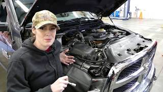 How To Install The S B Cold Air Intake For The 2013 2018 Dodge Ram Cummins 6 7l Youtube