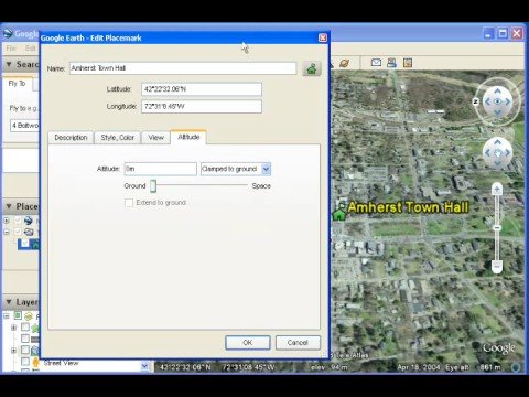 Creating and Editing KML with Google Earth, Part 1