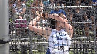 MVC Outdoor Championships: ISU Day 1 Recap
