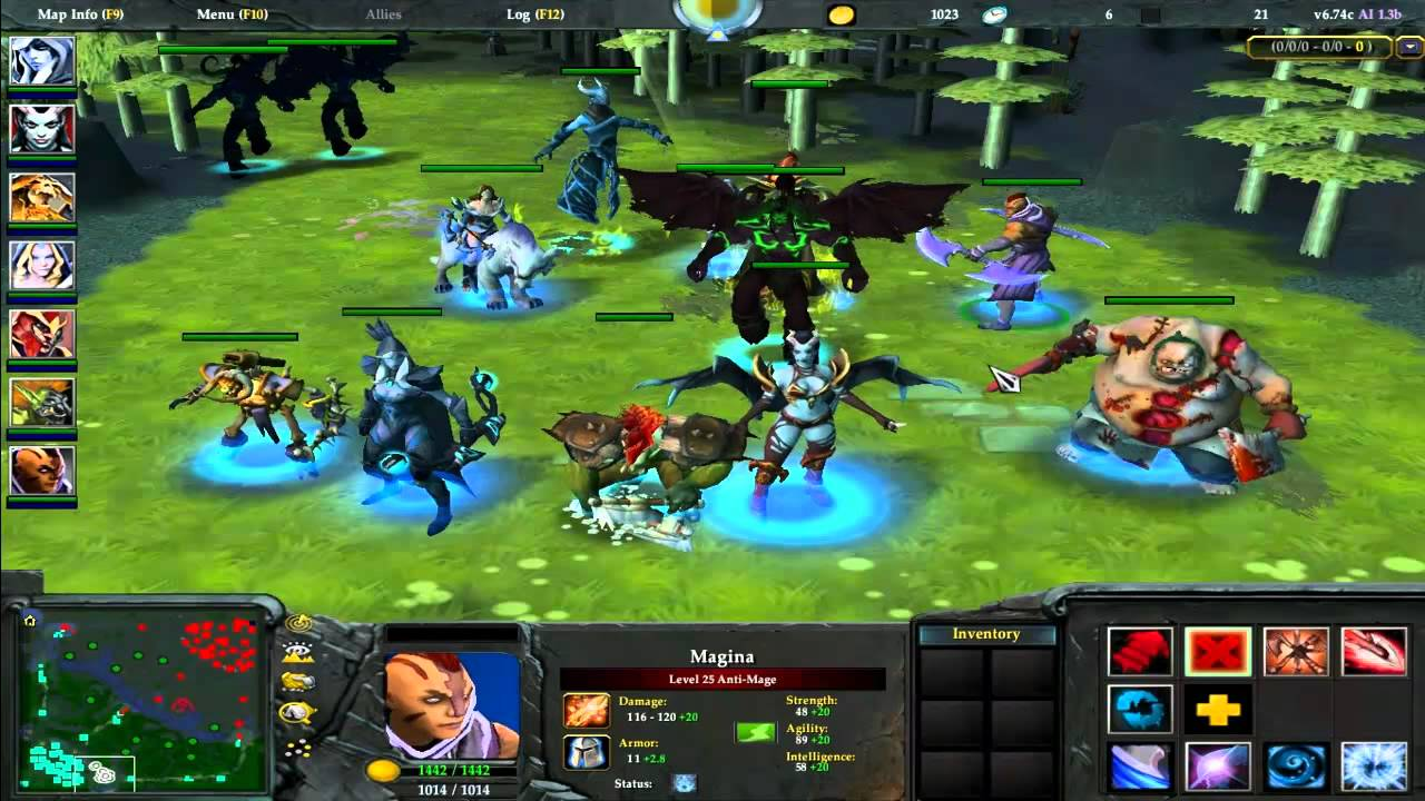warcraft 3 to dota 2 mod with hd models all heroes download link