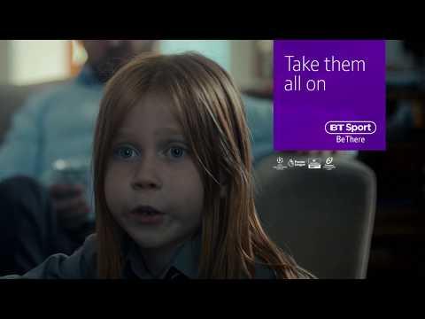 BT Sport – Take Them All On