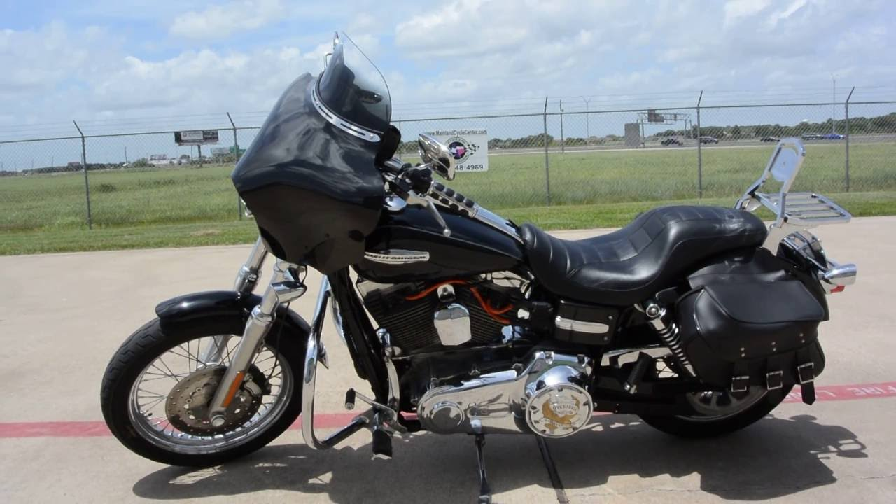 2008 Harley Davidson Dyna Glide Custom: For Sale $6,999: 2008 Harley Davidson Dyna Super Glide