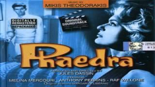 Mikis Theodorakis - Phaedra Full Album
