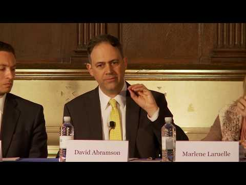 Central Asia in 2017, Panel 1: Politics, Economics and Succe