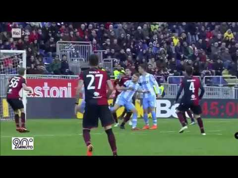 Ciro immobile - Scorpion kick! (goal of the year)