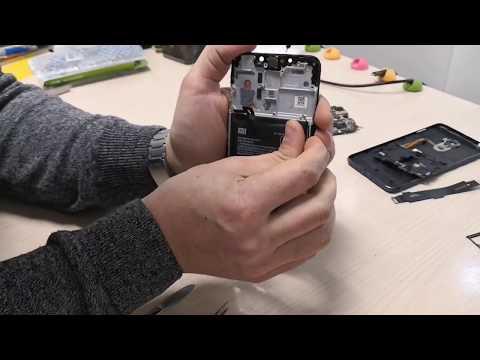 ЗАМЕНА АККУМУЛЯТОРА на Xiaomi Pocophone F1