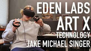 Friday Sessions - Art X Technology with Jake Michael Singer