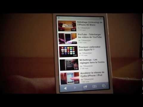 Web Background Video - Lire les vidéos en arrière plan sur Safari