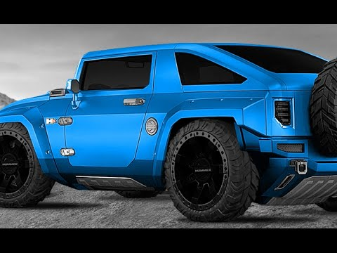 2018 Hummer Hx >> 2019 2020 H2 H3 Hummer Hx S Exhaust Note Youtube