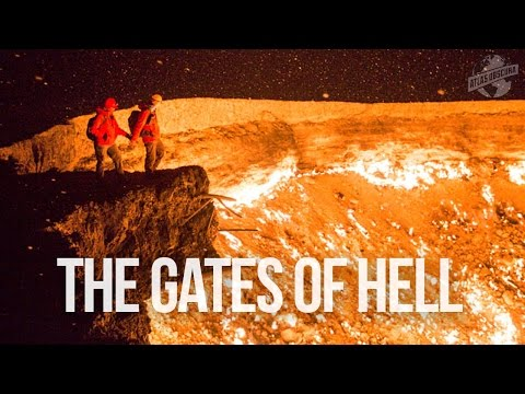 Gates of Hell | 100 Wonders | Atlas Obscura