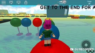 It was supposed to be the challenge of the tongue lock on the ROBLOX