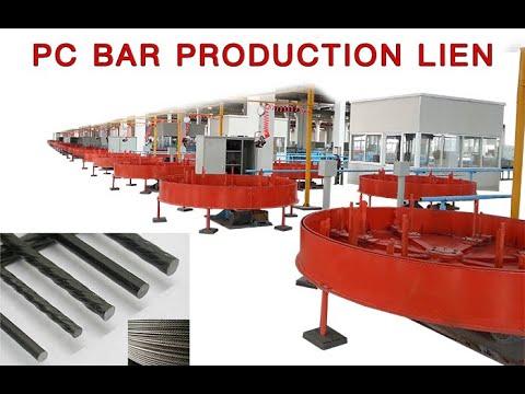 PC BAR Production Line