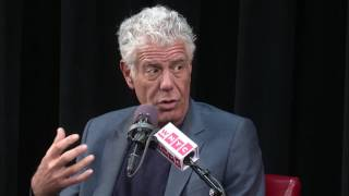 The Leonard Lopate Show: Anthony Bourdain and Jeremiah Tower