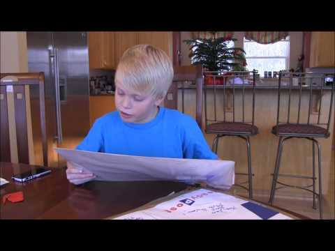 Carson Lueders - FAN MAIL Vlog #1