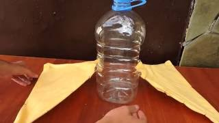 Раколовка бабочка с 6-ти литрового бутылька 14раков