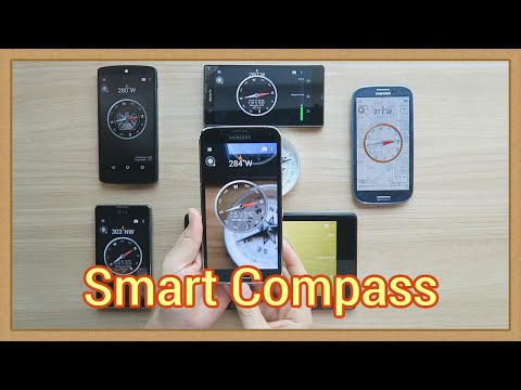 Kompass : smart compass u2013 apps bei google play