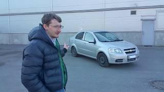chevrolet Aveo за 200т.р 2008 год