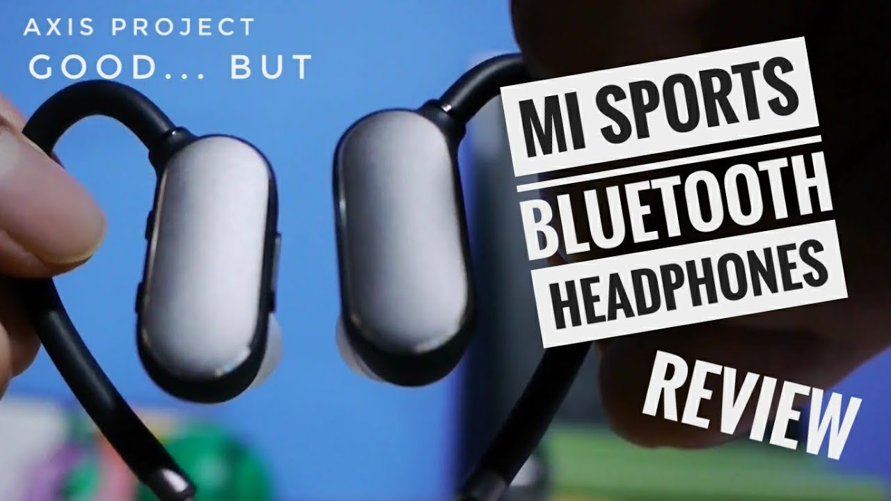 Good But Xiaomi Bluetooth Sports Headphones Review Youtube