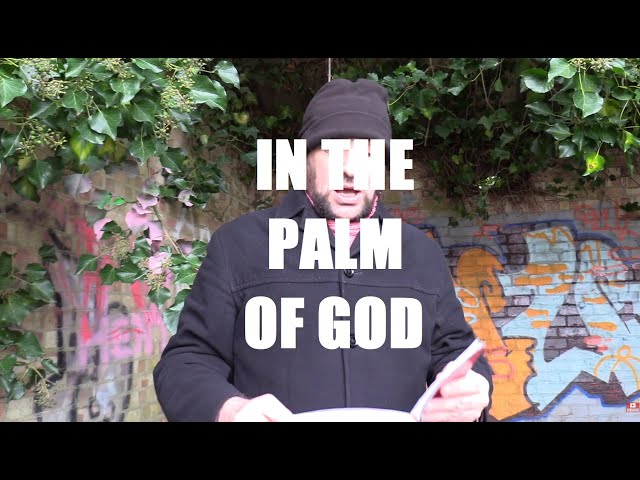 IN THE PALM OF GOD ~ A Poem by Shane M. O'Sullivan