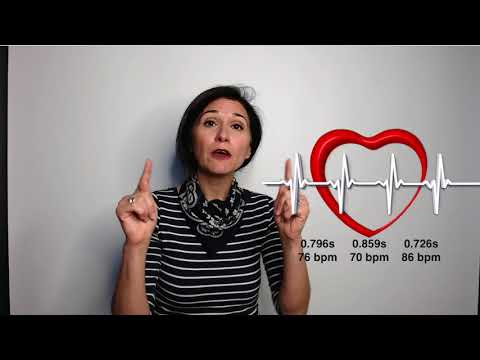 1 Breathing technique to improve Heart Rate Variability & resistance to stress