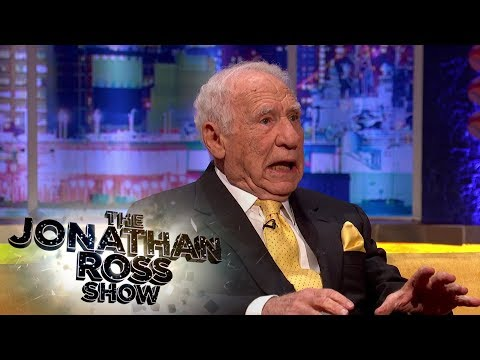 Mel Brooks' Amazing Alfred Hitchcock Story  The Jonathan Ross