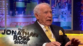 Mel Brooks' Amazing Alfred Hitchcock Story - The Jonathan Ross Show