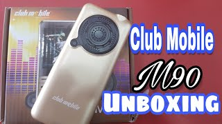 Club M90 UnBoxing (Gold) in urdu/hindi - (1,800 Rs) - iTinbox