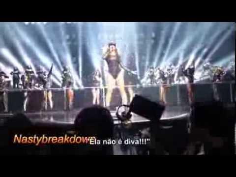 Beyoncé - Diva | Bow Down (Legendado) | Tom Ford feat. Jay Z - Mrs Carter Tour Brooklyn HD