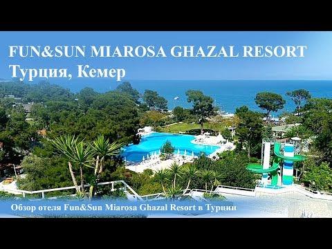 Fun&Sun Miarosa Ghazal Resort 5*. Обзор отеля